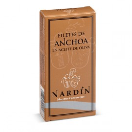 filetti di acciughe NARDIN
