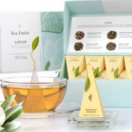Tea Forte Lotus 10 piramidi 26,4gr