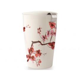 Tea Forte Kati Bicchiere Termico con Infusore