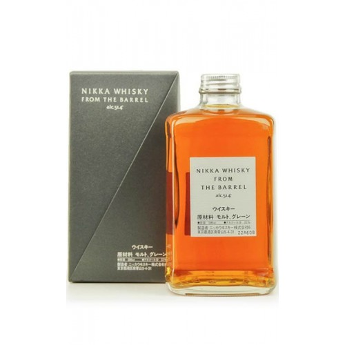 """Whisky """"From The Barrel"""" Nikka - 50 cl"""