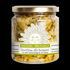 Masseria Mirogallo Zucchine alla Scapece