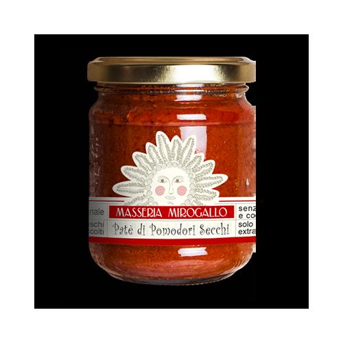 Masseria Mirogallo Patè di Pomodori secchi