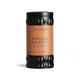 Tea Forte African Solstice Loose Leaf Tea Canister