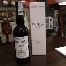 Vale Royal 2006 Rum Jamaica