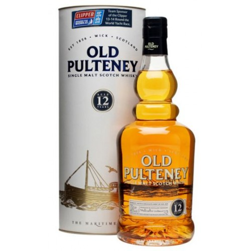Old Pulteney 12 Year Old Malt Whisky
