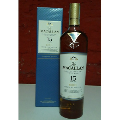 The Macallan 15 years old