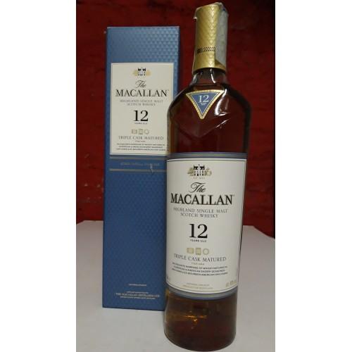 The Macallan 12 anni cl.70