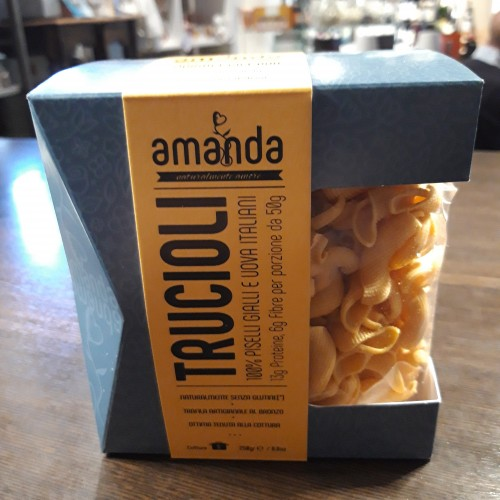 Amanda – Trucioli di Piselli Gialli
