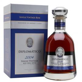 Rum Diplomático Single Vintage 2004