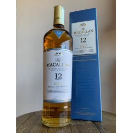 Macallan 12 Years Old Triple Cask