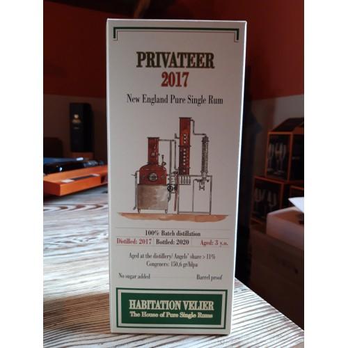 Habitation Velier Privateer 2017