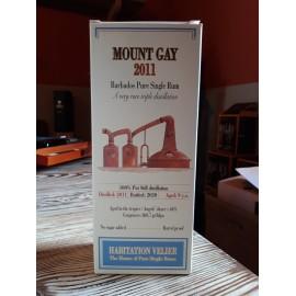 Habitation Velier Mount Gay 2011
