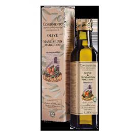 Olive e Mandarino Marzuddu - L'Albero d'Argento - Olearia Coppini