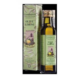 Olive e Limoni - L'Albero d'Argento - Olearia Coppini