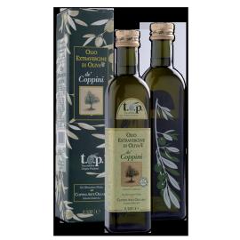 Olio Extravergine di Oliva- L'Albero d'Argento - Azienda Coppini