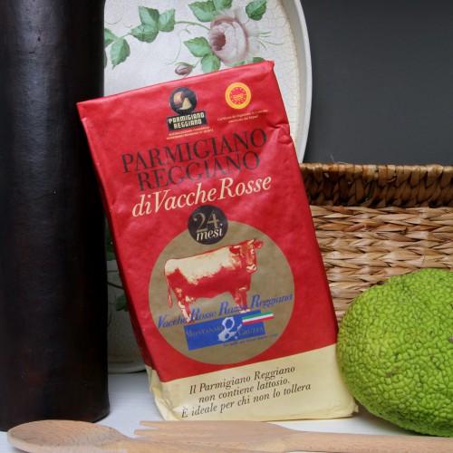 Parmigiano Reggiano Vacche Rosse - Montanari e Gruzza - PROMO