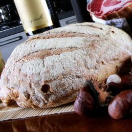 Pane a lievitazione naturale - Carlo Eugenio Fiorani