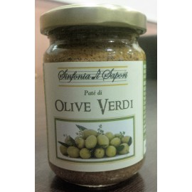 Olearia Coppini Pate' di Olive Verdi