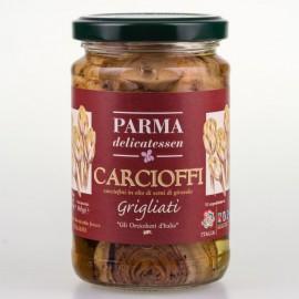 Carcioffi Grigliati - Parma delicatessen - Olearia Coppini