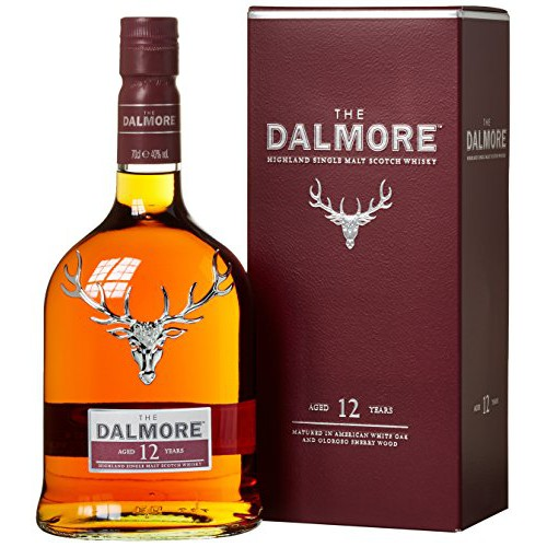 The Dalmore aged 12 years