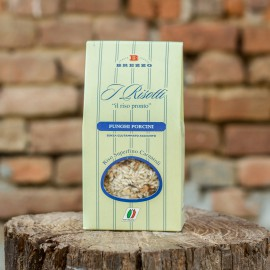 Brezzo-Risotto with mushrooms-250gr