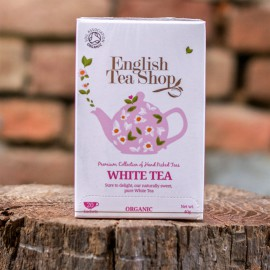 English Tea Shop – White Tea