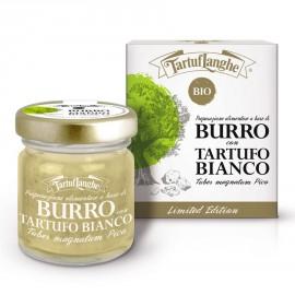 Burro con Tartufo Bianco Bio Tatuflanghe 30gr